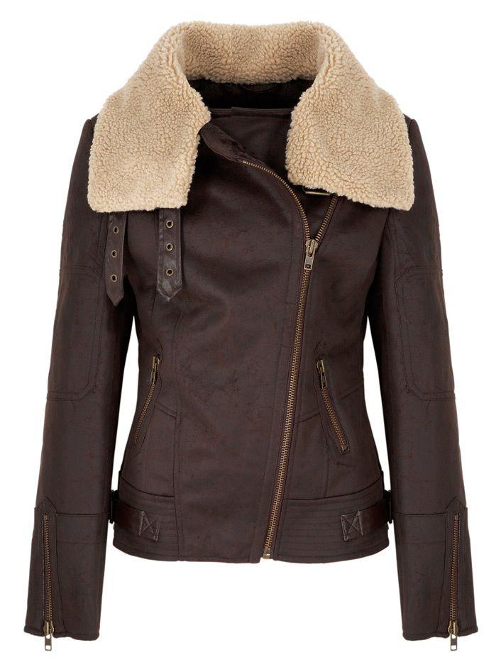 womens aviator jacket - Google Search