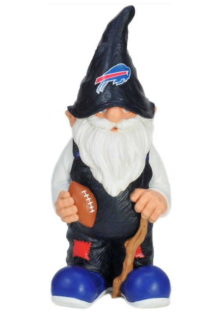 """Buffalo Bills Garden Gnome - 11"""" Male"""