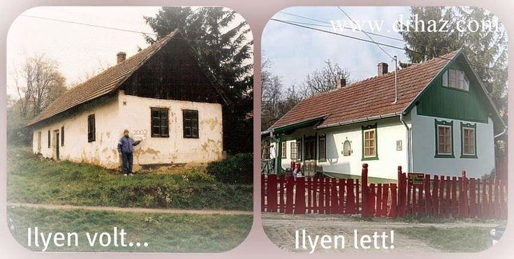 régi magyar gerenda mennyezetű házak - Google keresés