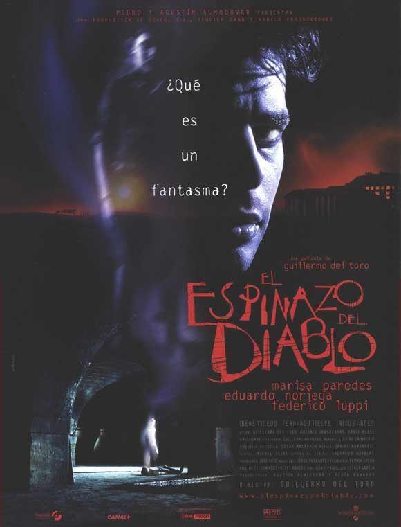 The Devil's Backbone (Spanish) 11x17 Movie Poster (2001)