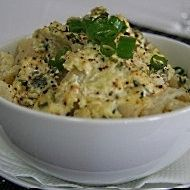 Tony Ferguson Weightloss - Cauliflower & Ricotta Bake