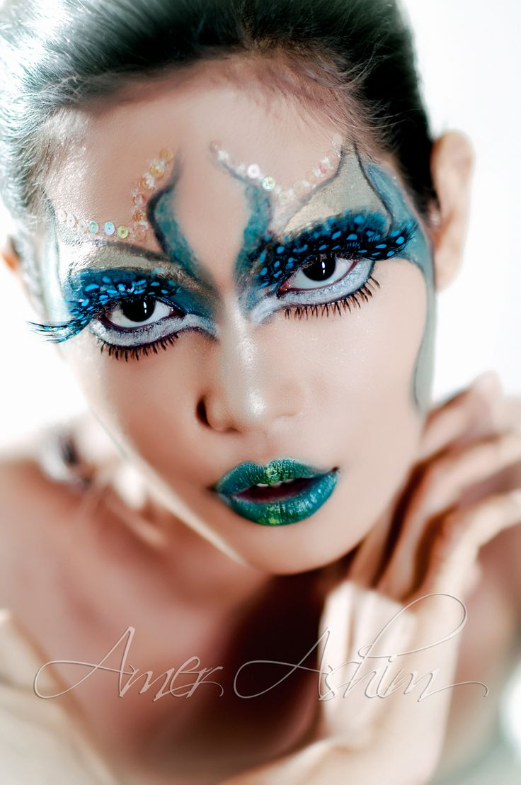 Video Makeup Tutorials: 17 Best Images About Fantasy Makeup On Pinterest