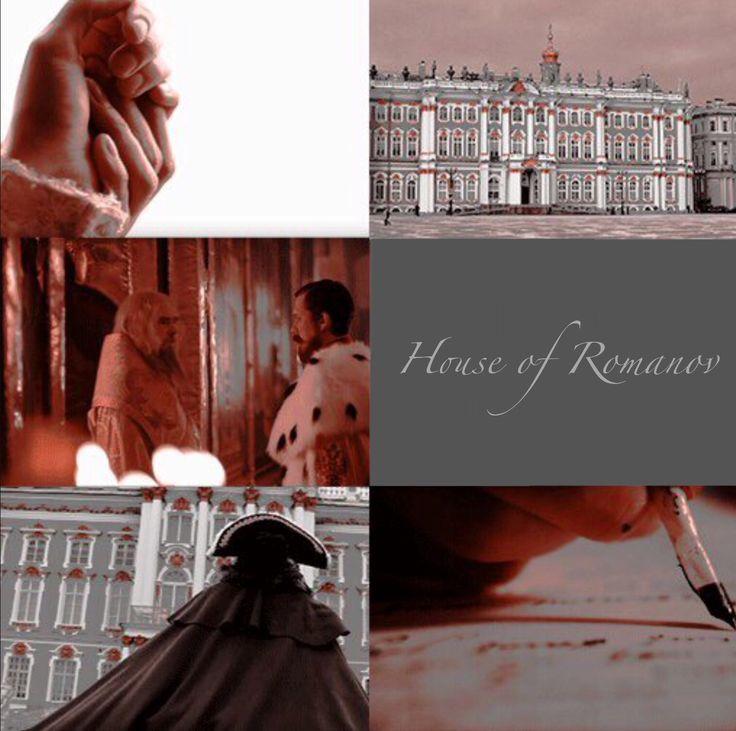 House of Romanov aesthetic #Russia #history