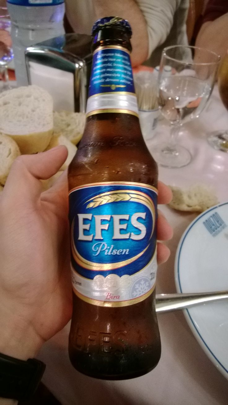 Efes beer (Turkey)
