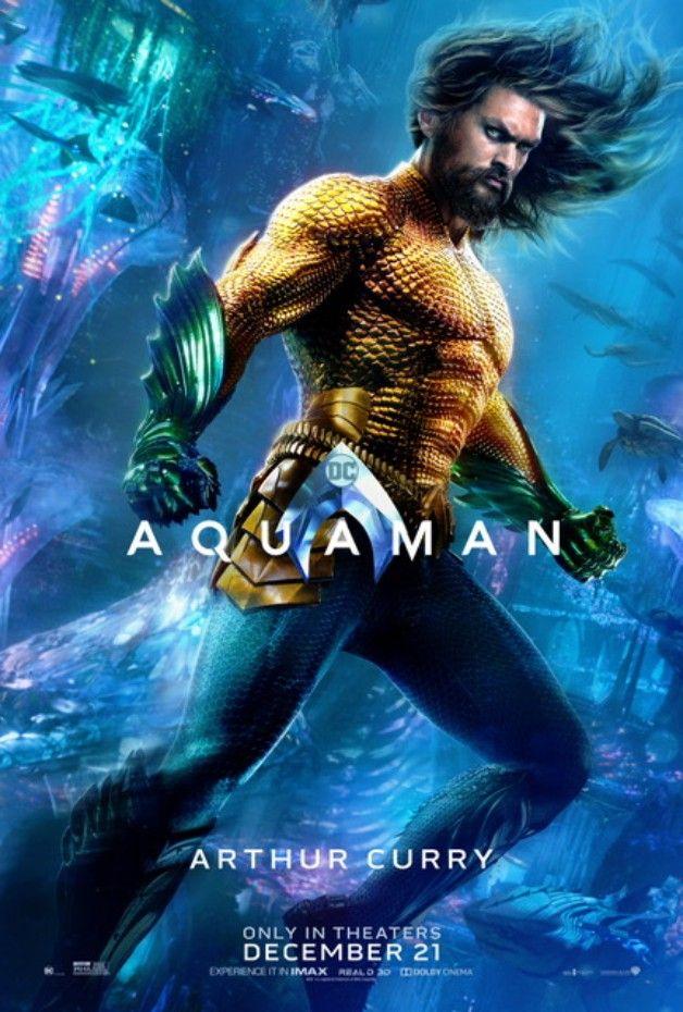 Aquaman Film Streaming Vf : aquaman, streaming, Jason, Momoa, Aquaman, (2018), Film,, 2018,