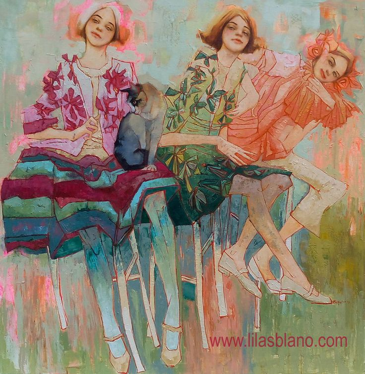 By Lilas Blano