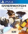 Overwatch for PlayStation 4.