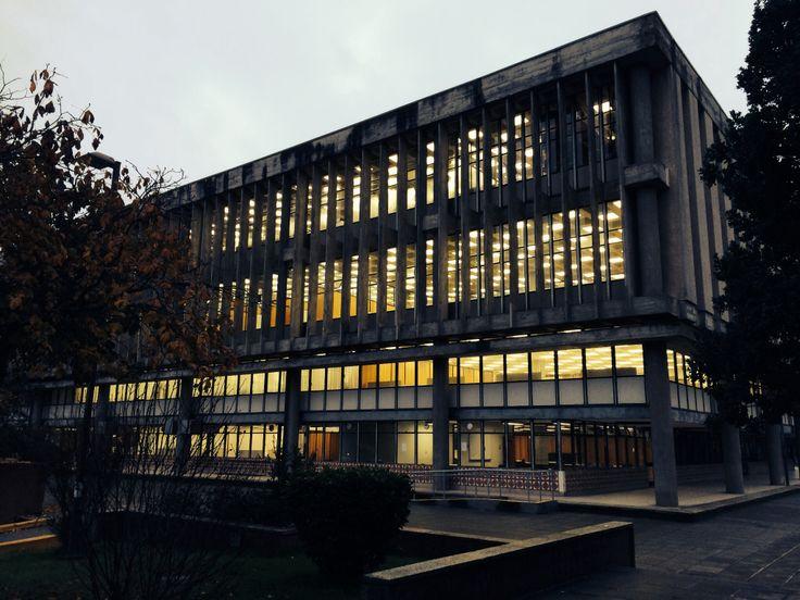Biblioteca Central de la UdeC