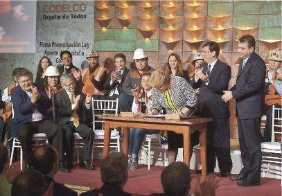 Codelco reformulará plan de ejecución de proyecto en El Teniente http://www.revistatecnicosmineros.com/noticias/codelco-reformulara-plan-de-ejecucion-de-proyecto-en-el-teniente
