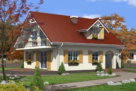 Projekty domů - Dom-Projekt :osek nový