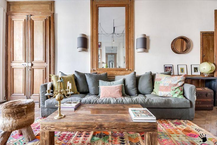 100 лучших идей: мягкая мебель в гостиной на фото   Диваны ...