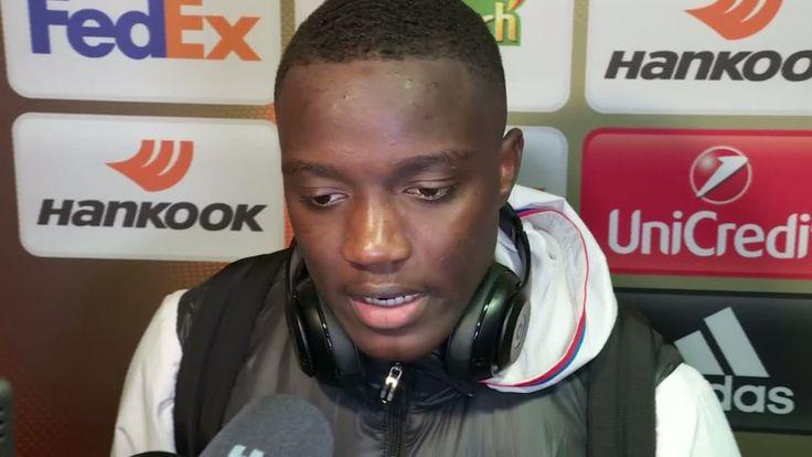 Foot - Ligue Europa - Mouctar Diakhaby (Lyon) : «Content de notre performance»                                                                                                                                                        http://www.lequipe.fr/Football/Actualites/Mouctar-diakhaby-lyon-content-de-notre-performance/784319#xtor=RSS-1