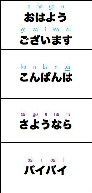 Inclusive practice for those students requiring extra support as they are learning Japanese #Japanese #Japanesegreetings #Aisatsu #Sensei-tionalClassrooms #inclusivepractice