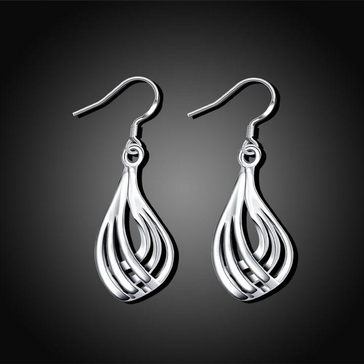 Купить Оптовая Высокое Качество Ювелирных Изделий Из Серебра 925 Покрытием Гофрированного…