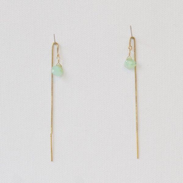 C-Raine Opal Earrings