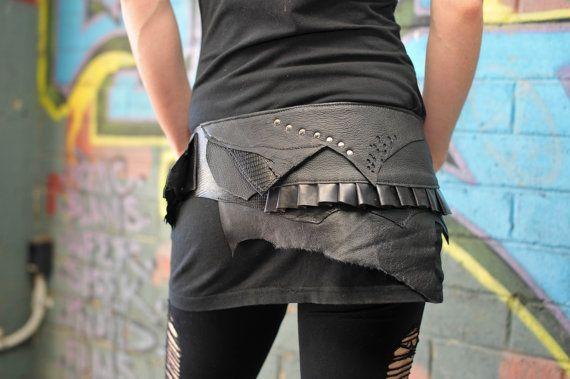 Spunkhyde Thrill Pocket Belt by Spunkhyde on Etsy