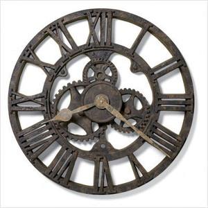 Gear Clock!  omg