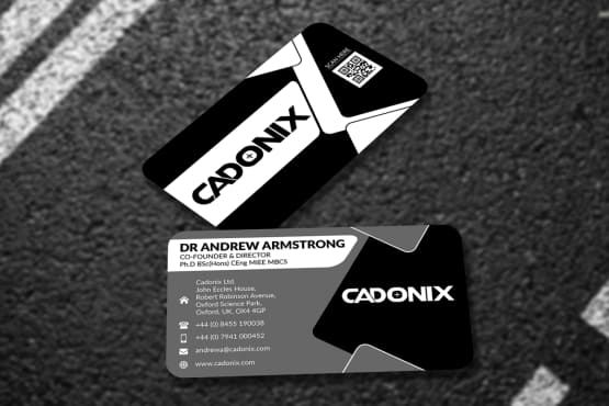 Create 4 Different Business Card Design With 24 Hours By Ananda93
