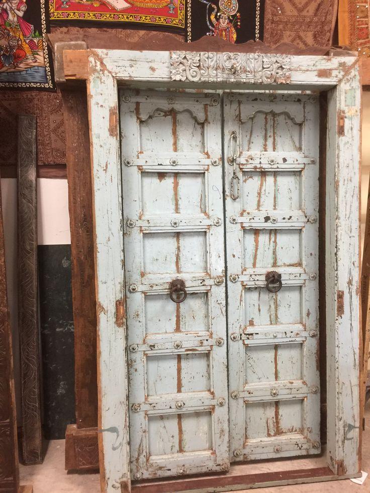 Antique Welcome Doors, Blue Wedding Vintage Shabby Chic Door - 68 Best Antique Double Doors Images On Pinterest Antique Furniture