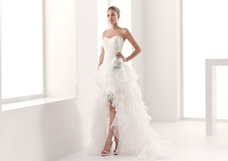 #Jolies #2015Collection  #wedding dress #nicolespose   ► http://www.nicolespose.it/it/abito-da-sposa-Jolies-Jora-JOAB15486IVBL-2015