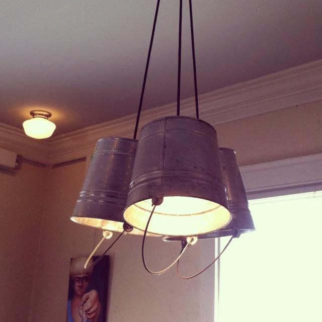 84 best Galvanized Lamps images on Pinterest   Lighting ideas ...
