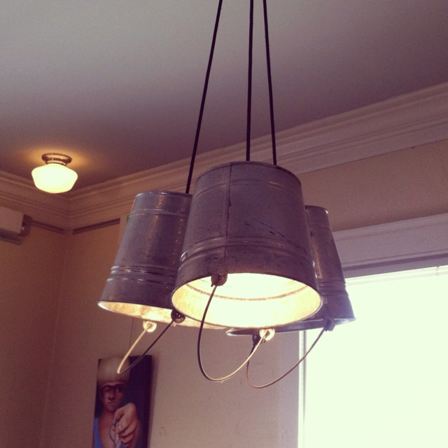17 Best Images About Galvanized Lamps On Pinterest