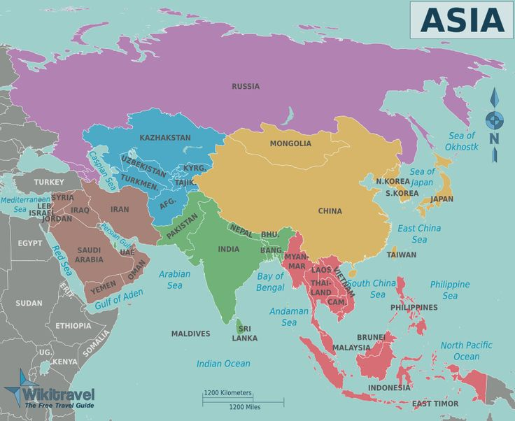25 Best Ideas About Asia Map On Pinterest Travel Maps Of And East