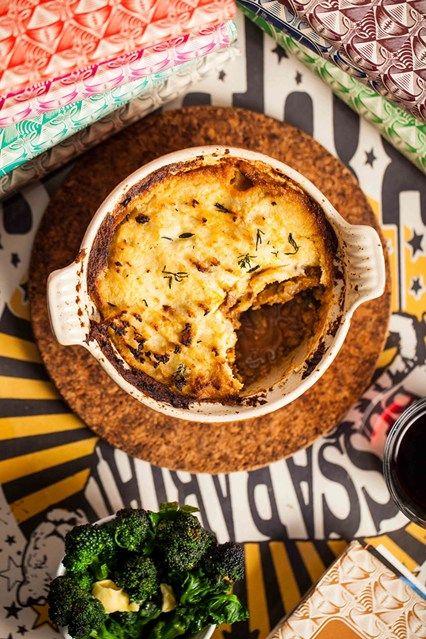 Hemsley & Hemsley recipe: Cottage Pie with Cauliflower Mash