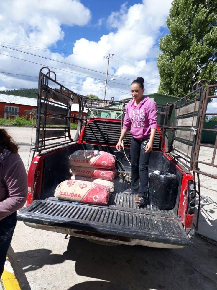 IMSS Prospera apoya a las familias afectadas por las lluvias torrenciales en San Juanito