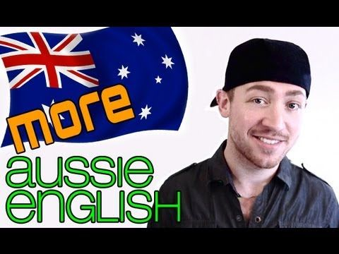 Australian Accent and Jargon (Sydney Accent)▶ More Australian English - YouTube