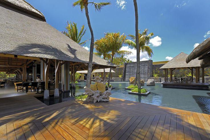 .Trou aux Biches Resort & Spa sur l'île Maurice