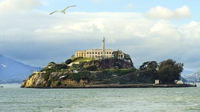 Na Alcatraz bylo relativně jednoduché se dostat. Odchod už byl horší.