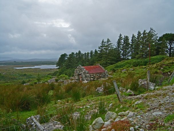 connemara_hut.jpg More photos like this at Galway Photographs Site http://www.galwayphotographssite.com