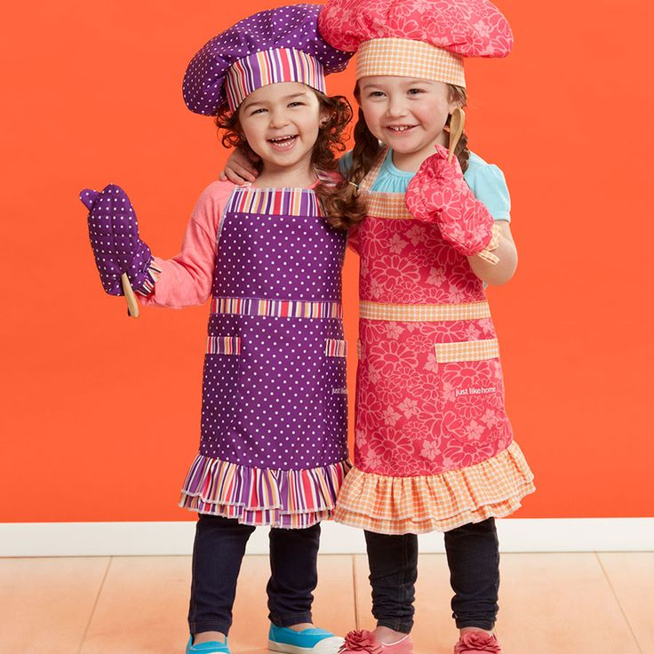 Just Like Home Baking Apron - Styles vary | ToysRUs BabiesRUs Australia