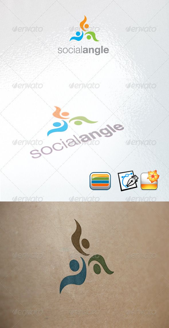socialangle  #GraphicRiver         Clear Vector Logo Could be used for businesses and needs, easy to edit and made any change you may want  	 EPS version included. name of the font helvetica or arial     Created: 21November11 GraphicsFilesIncluded: VectorEPS Layered: Yes MinimumAdobeCSVersion: CS Resolution: Resizable Tags: beauty #communications #community #computer #construction #cosmetics #dating #drink #education #floral #food #games #home #industrial #internet #landscaping #medical…