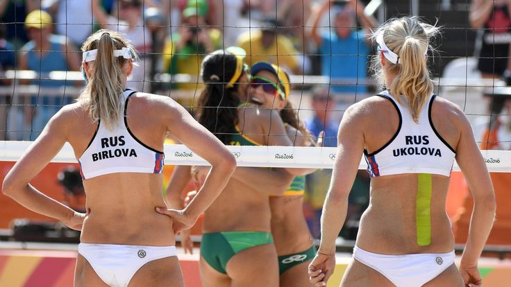 2016 Olympic beach volleyball results: Larissa and Talita win, while American pair loses - SBNation.com