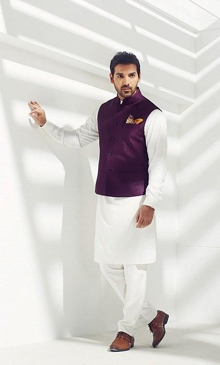 John Abraham sports a brand's wedding collection | PINKVILLA