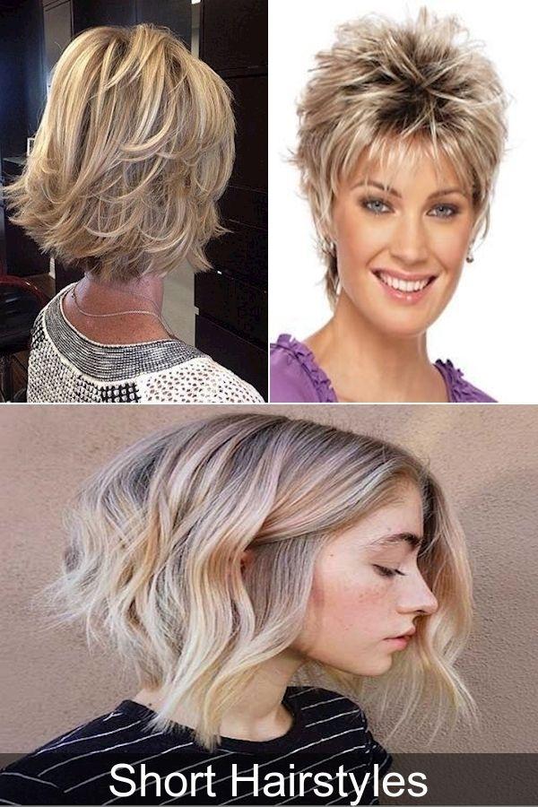 Short Choppy Hairstyles Hairstyle Generator Shorter Hairstyles 2016 In 2020 Cute Hairstyles For Short Hair Short Hair Styles Hair Styles