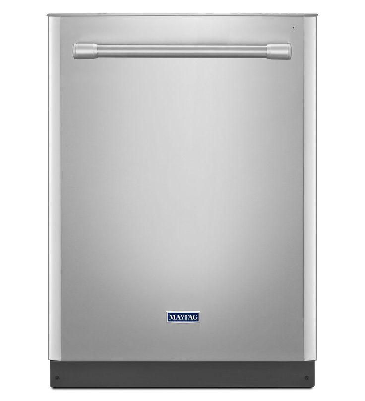 Durable Dishwasher with Chopper Disposer and Fully Integrated Display