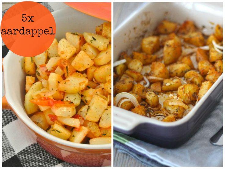 5x aardappelgerechten - Lekker en Simpel