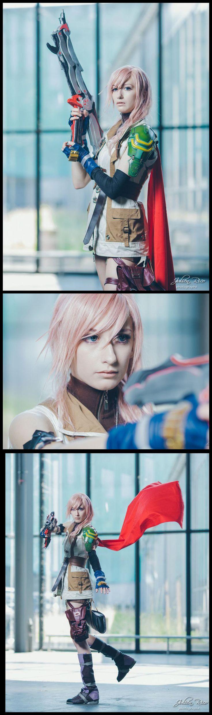 Lightning by *Cyberlight | Japan Expo Paris 2013