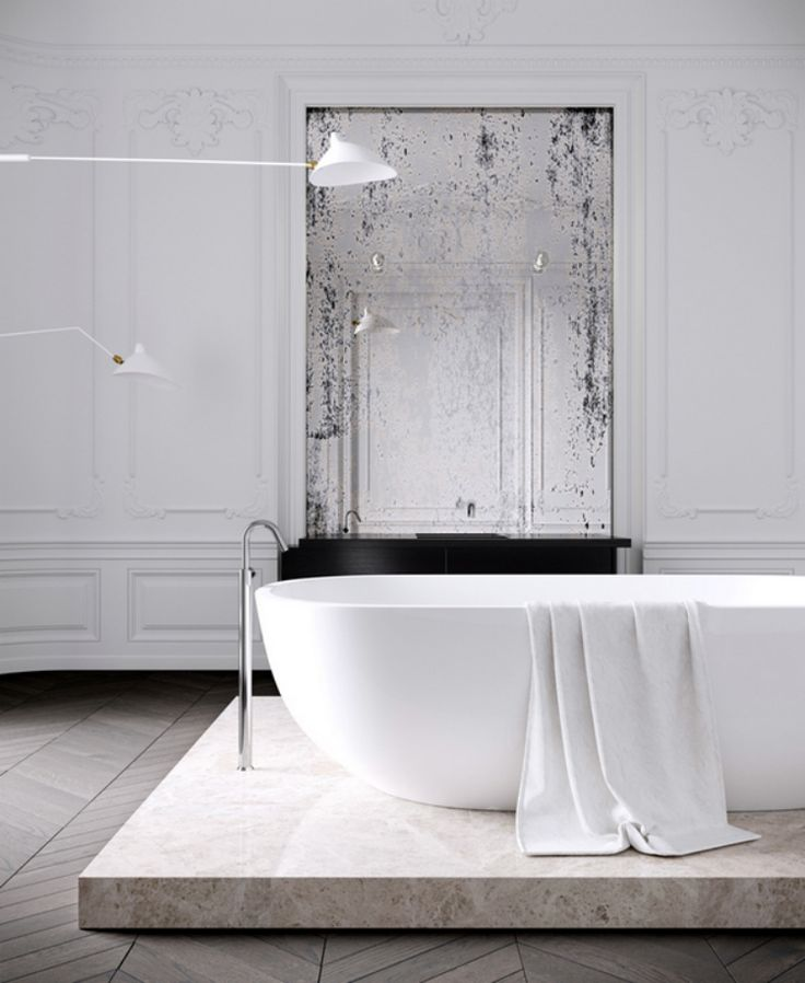 Parisian Chic   What Makes Parisian Apartments So Alluring. 1000  images about Bathroom Inspiration Ideas on Pinterest