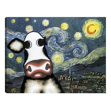 Caroline Shotton's cows... just great!