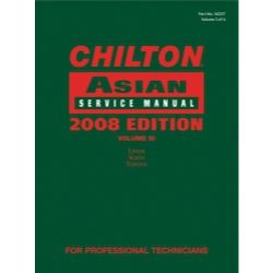 Chilton 2008 Asian Service Manual Volume 3