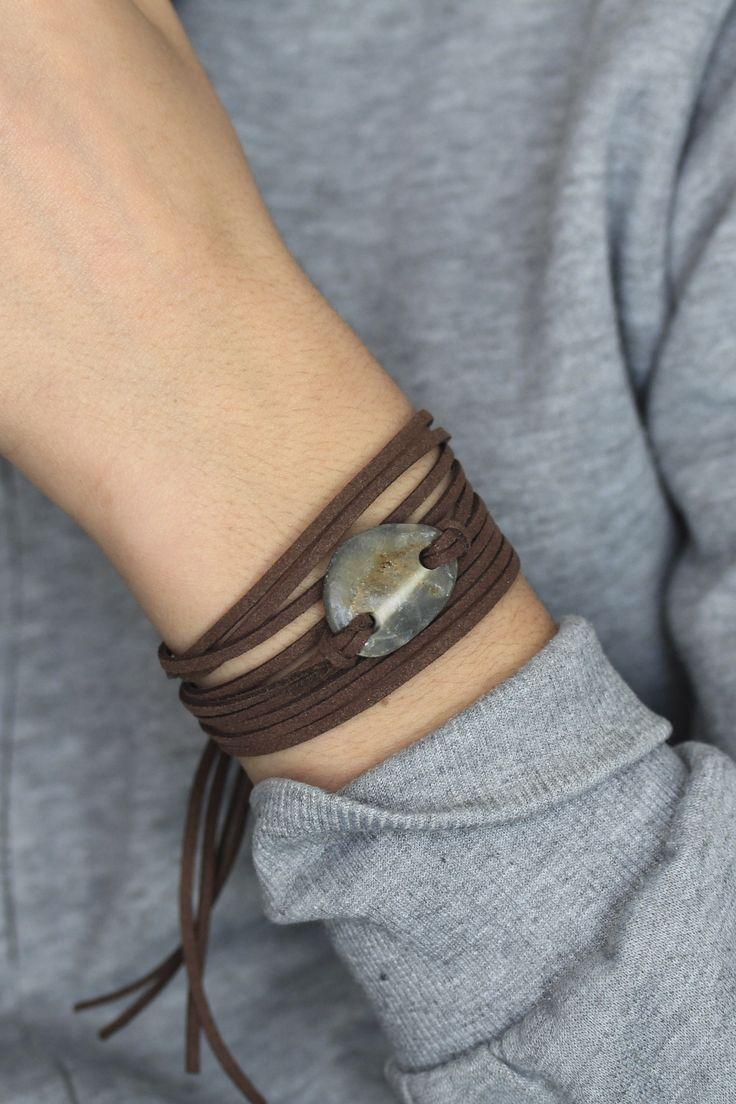 Sea Stone Bracelet For Men