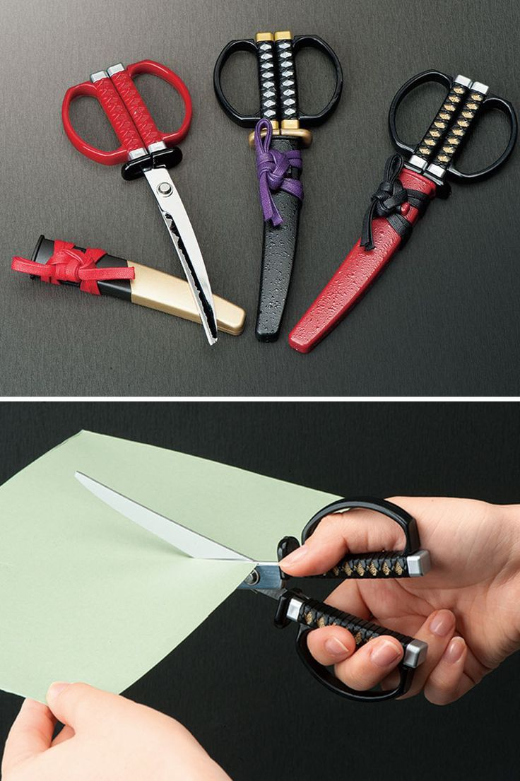 Katana Scissors Click here to check them out! in 2020