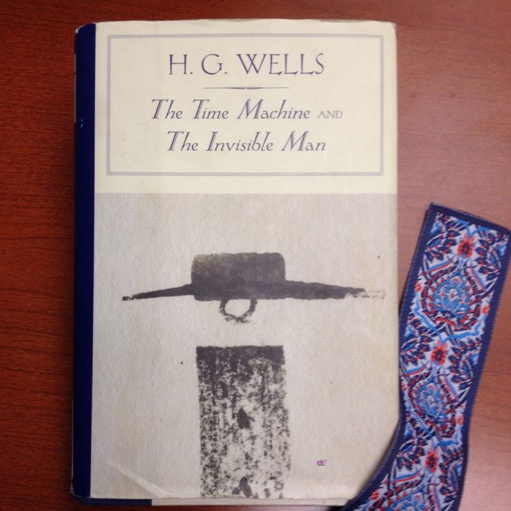 The Invisible Man by HG Wells UCLA alumni book club Nov 2015 Mtg #classicbooks