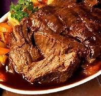 A smaller roast perfect for dinner for three to four. Sold by the pound. Avg. weight 3 lbs. BPA-free packaging.