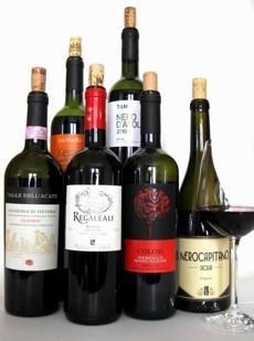 The next generation of Sicilian winemakers... Regaleali wine is amazing!