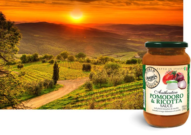The origins of this sauce date back to ancient Rome but became a Sicilian specialty in the early 13th century. Perfect with baked pasta or cannelloni. #fromtheheartofitaly #oceansworldcuisine #allnatural #glutenfree #vegetarianpastasauce